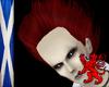 Albert Einstein Hair Red