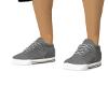 {CB} Grey Shoes