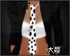 [mb] Poka Tie White