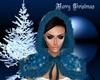 llo*christmas hood blue