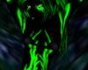 Green Neon Skin