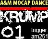 Krump 01 Dance