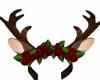 Xmas-Reindeer Headband