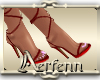 A:Valentina Heels Red