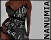 valentinelov black dress