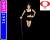 (Nat) Purple Cane