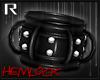 H3M: Wrist Cuff Black R