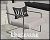 [kk] Modern Chair