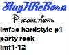 hardstyle party rock p1