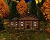 Autumn Log Cabin