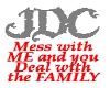 JDC Sign