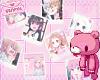 ♡ Anime Polaroid ♡
