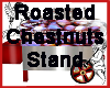Roasted Chestnuts Stand