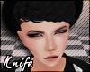 ♆ Fedora + Hair 'Jet