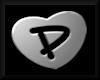 [LM]F Heart Choker-P
