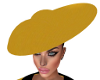 C-Vintage Hat Yellow