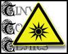 TTT Sign Optic Radiation