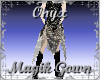 Onyx Magik Gown