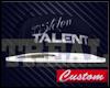 Stolen Talent Sb Custom
