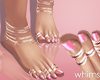 kitten Bare Feet