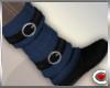 *SC-Warmer Boots Blue
