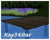 Springtime Wooden Dock