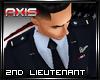 AX - USAF 2nd Lieutenant