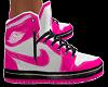 Pink Jordans Female