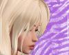 Blonde Rin Bangs