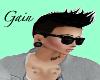 Gn | New Hair Black