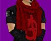 AnArChY Sweater Scarf