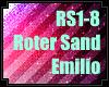 Emilio-Roter Sand