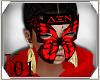 K: Delta Xi Nu - Mask