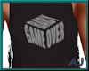 (A) Game Over Tee