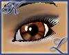 KL Lt Brown Eyes F