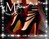 ~M~ JewelTone Heels Ruby