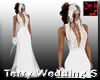 Terry Wedding Dress S