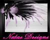 el carnival tail purple