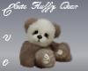 Cute Fluffy Bear