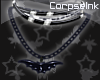 Necklace: Fe: Batty