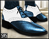 SAS-Capo shoes Blue