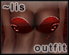 Elven bikini: blood I