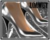 :D Silver heels
