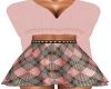 V2 Pink Autumnal Fit