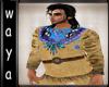 Native Male Top