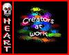 (HEART) Creators at work