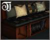 ^TJ^Winter Loft Bench