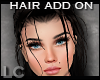 LC Add-on Strands Black