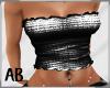 !A Glam Black Tub Top