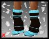Jolene Boots/Blue